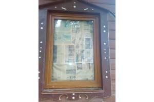 б/у Металлопластиковые окна WDS