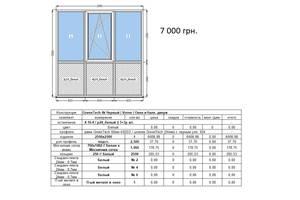 Новые Металлопластиковые окна Aluplast
