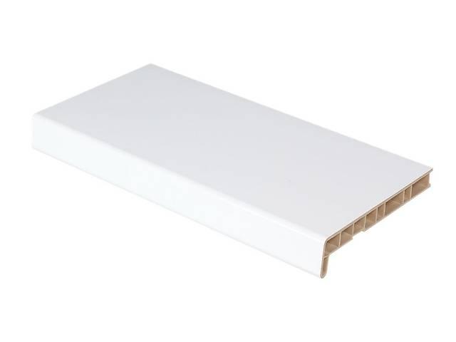 бу Подоконник OpenTeck 100 мм ширина белый в Львове