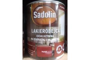 Новые Лаки для дерева Sadolin