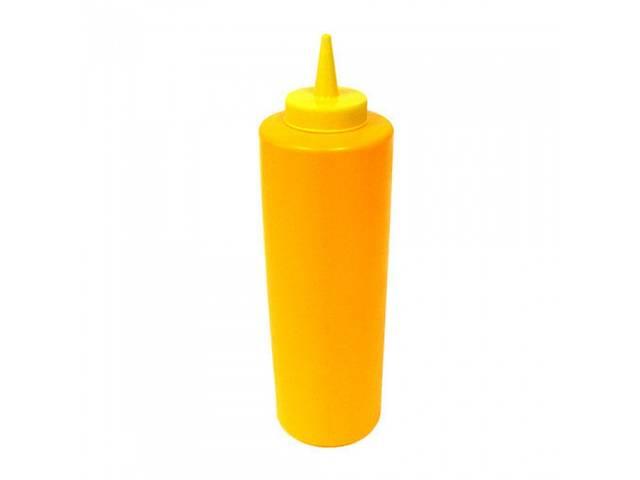 продам Бутылка пластиковая для соусов FoREST 720 мл желтая 507202 бу в Чернигове