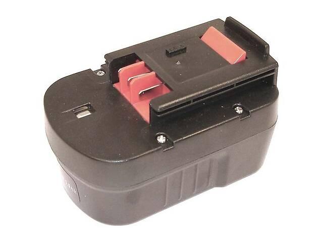 бу Аккумулятор для шуруповерта BlackDecker A14 1.5Ah 14.4V черный в Харькове