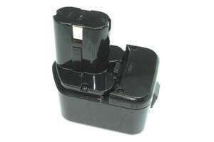 Аккумулятор для шуруповерта Hitachi WH12DMR2, HAMMER ACD120, ACD120 2.0Ah 12 Вольт, 12V