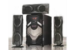 Акустическая система ERA EAR E-T3L Bluetooth с пультом ДУ Черная (par_e-t3l)