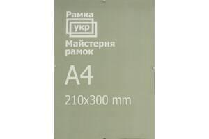 Антирама Рамка.укр 21х30 стекло (hub_tsLA64544)