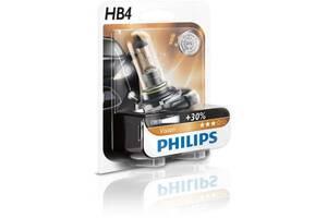 Автолампа PHILIPS HB4 Vision, 3200K, 1шт (9006PRB1)