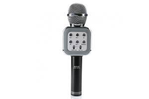 Беспроводной микрофон караоке Wster WS 1818, черный