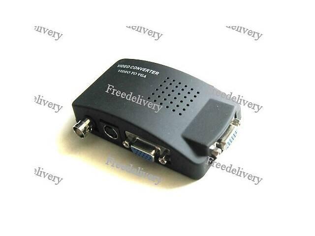 продам BNC, S-Video - VGA монитор, видео конвертер бу в Харькове