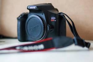 Canon EOS Rebel T6 (1300D) + в подарунок об'єктив 75-300 mm