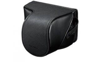 Чехол Sony NEX LCS-EJC3 Black LCSEJC3B.SYH