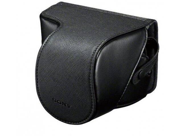 купить бу Чехол Sony NEX LCS-EJC3 Black LCSEJC3B.SYH в Харкові