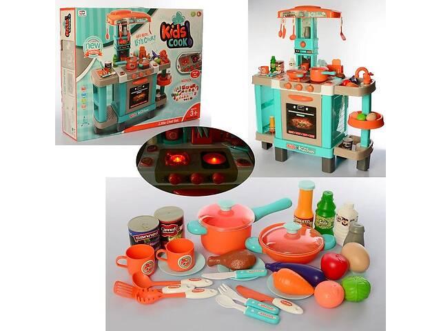 продам Детский игровой набор интерактивная кухня 008-938 А плита, духовка, звук, свет, посуда, продукты бу в Одессе