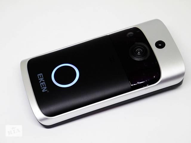продам Eken V5 Smart WiFi Doorbell Умный дверной звонок с камерой Wi-Fi бу в Киеве