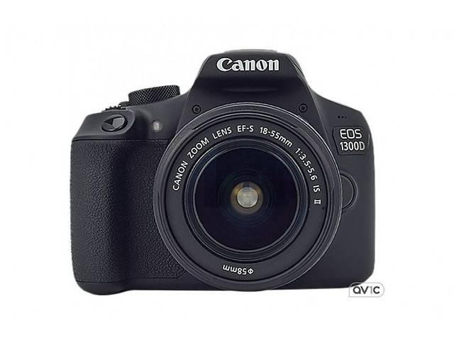 Фотоаппарат Canon EOS 1300D kit (18-55mm) EF-S IS II- объявление о продаже  в Харкові