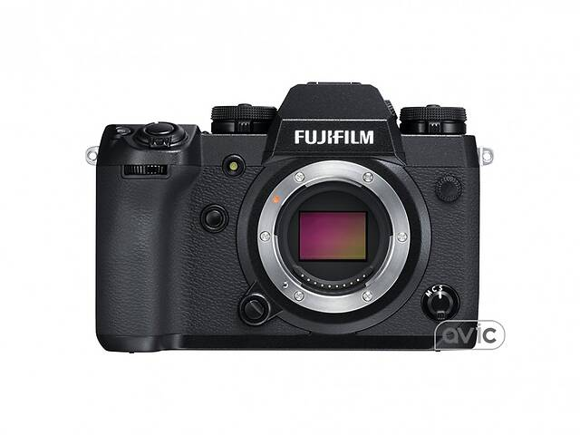 купить бу Фотоаппарат Fujifilm X-H1 Body Black (16568743) в Харькове