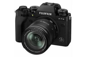 Фотоаппарат Fujifilm X-T4 + XF 18-55mm f/2.8-4.0 Black