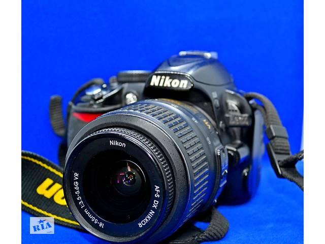 купить бу Фотоапарат Nikon D3100 комплект в Чернівцях