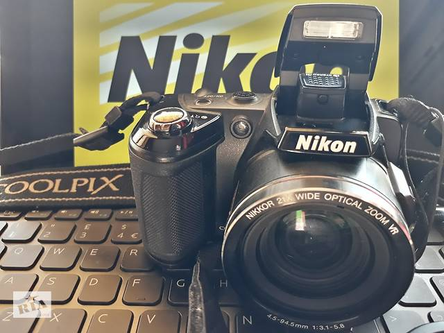 продам Фотоаппарат Nikon, Фотокамера COOLPIX, Цифровой фотоаппарат, Зеркальный фотоаппарат бу в Днепре (Днепропетровск)