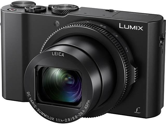 продам Фотоаппарат Panasonic Lumix DMC-LX15 Black (DMC-LX15EE-K) бу в Києві