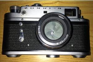Фотоапарат& laquo; ZORKI-4& raquo; експортний варіант