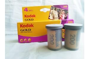 Фотоплівка Kodak кольорова iso 200, iso 400