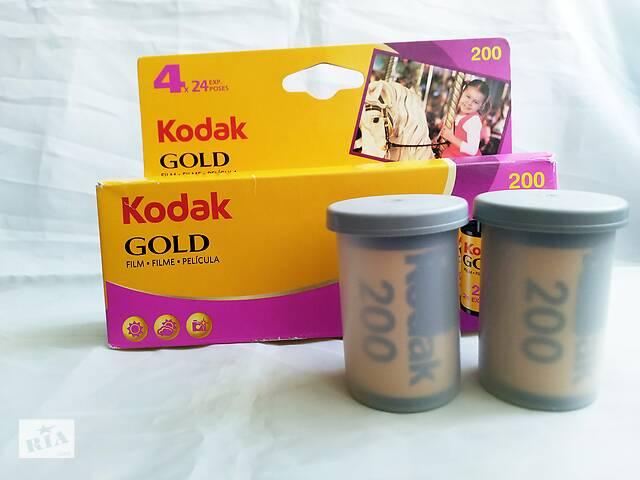 бу Фотоплівка Kodak кольорова iso 200, iso 400 в Києві
