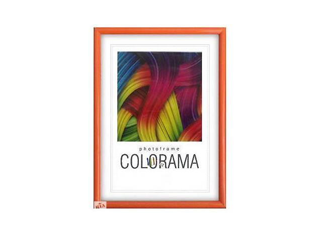 Фоторамка Colorama 30х40 45, оранжевый- объявление о продаже  в Києві