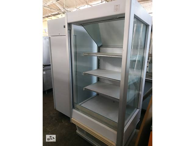 бу Холодильна гірка JORDAO бо регал б у вітрина холодильна бо для кафе магазину в Києві