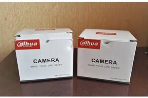 Камера відеоспостереження Dahua IPC-HDW4433C-A 4MP з мікрофоном