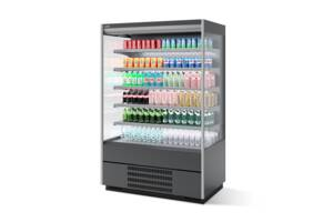 Холодильная горка BERG 125 CHILZ (регал)