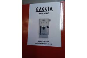 Кофемашина Gaggia r18423 черная