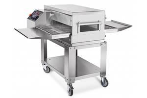 Конвейерная печь для пиццы ПЭК-400 Abat (с дверцей)