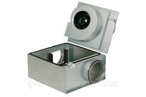 Корпусний вентилятор канальний Systemair KVO 315
