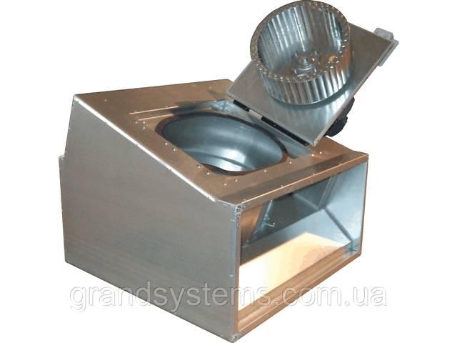 купить бу Кухонные центробежные вентиляторы ВРП-К - 200*0,37-4D в Киеве