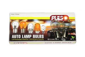 Лампочка 12V 21/5W (2конт) Pulso LP-25152/BAY15d