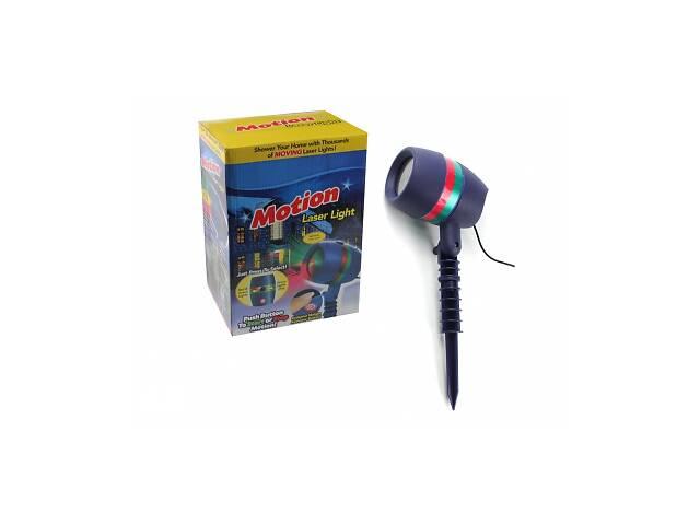 продам Лазерный проектор Star Shower Motion Laser Light Blue SKL11-279016 бу в Киеве