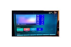 LED-телевизор 50 Smart TV, Wi-Fi, ERGO-УЦЕНКА