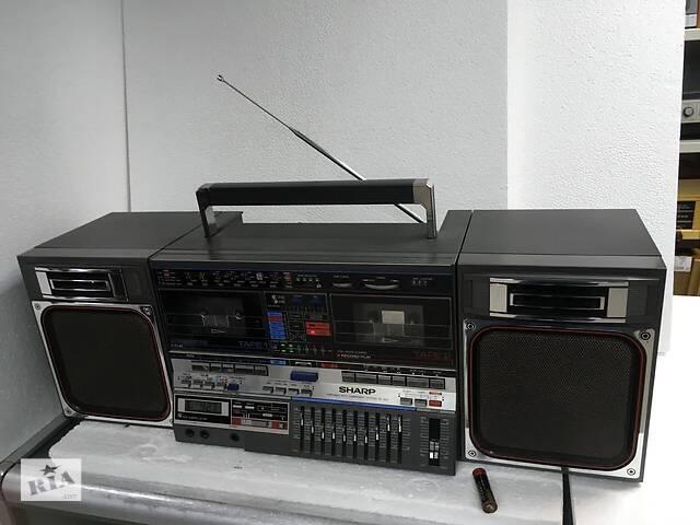 продам Магнітола Sharp gf 800 бу в Олександрії