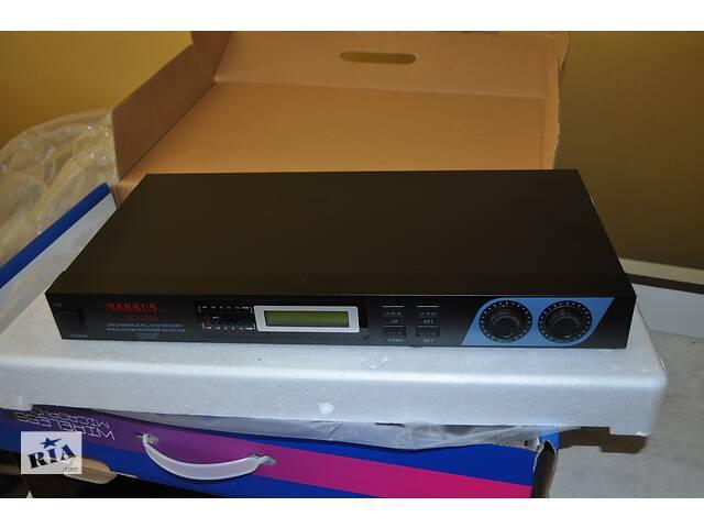 продам MARKUS MC-2008 HANDHELD радиосистема с ручным микрофоном бу в Полтаве