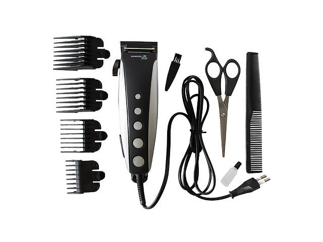 Профессиональная проводная машинка для стрижки волос Domotec Plus машинка для волос- объявление о продаже  в Харькове