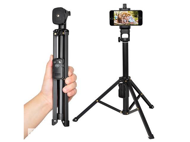 купить бу Монопод-штатив Yunteng 1388 для телефона, фотоаппарата, экшен камеры в Харкові