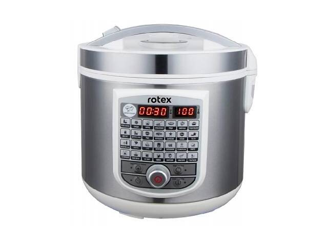 купить бу Мультиварка Rotex RMC505-W Excellence в Харькове