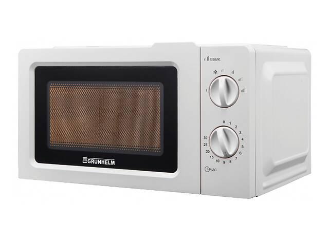 купить бу Микроволновая печь Grunhelm20МX701-W в Кропивницком (Кировоград)