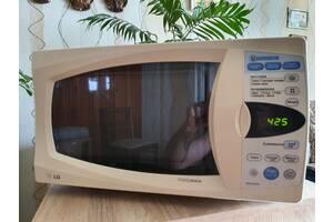 Микроволновка LG MS-2342W.