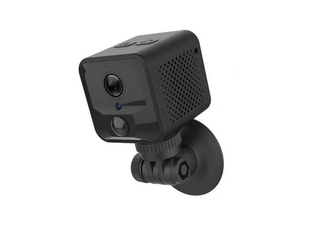 бу Мини камера wifi беспроводная с датчиком движения CAMSOY S9 PIR Full HD 1080P 1600 мАч (100649) в Киеве