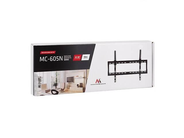 купить бу Наклонный кронштейн для телевизоров 37-70 диагонали Maclean MC-605N  (max VESA: 400x600) в Луцьку