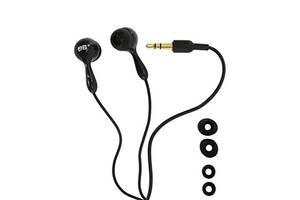Наушники OverBoard Waterproof Headphones Black (OB1038BLK)