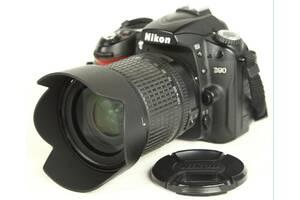 Nikon D90 kit 18-135mm