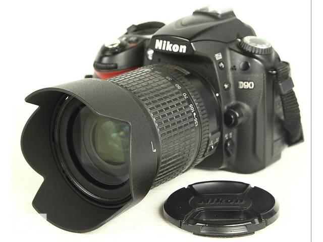 бу Nikon D90 kit 18-135mm в Одесі