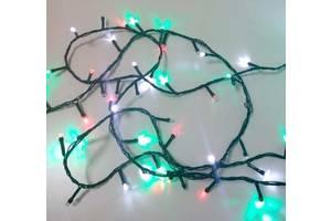 Новогодняя светодиодная гирлянда LED 400 диодов мульти M7